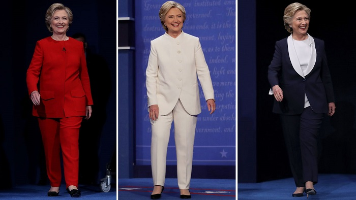 Hillary Clinton pants